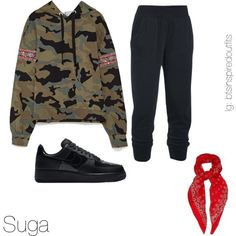Bts Inspired outfits by jungkookwifeuoml on Polyvore featuring polyvore, Under Armour, NIKE, fashion, style and clothing