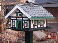 Vogel- Futterhaus im Fachwerkstil (Wermelskirchen) | kalaydo.de