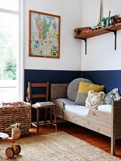 1/2 painted wall Kel