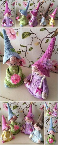 Mesmerizing Crochet an Amigurumi Rabbit Ideas. Lovely Crochet an Amigurumi Rabbit Ideas. Cute Crochet, Crochet Crafts, Crochet Projects, Knit Crochet, Crochet For Boys, Crochet Fairy, Crochet Mouse, Crochet Teddy, Basic Crochet Stitches