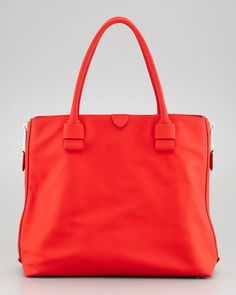 Marc Jacobs The Sheila Tote Bag, Red - Neiman Marcus
