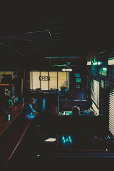 Poetic Pictures of American Places Inspired by David Lynch & Edward Hopper