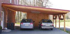Pultdach-Carport-Unterstand-Holz.