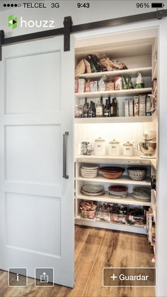 Awesome 2 Door Kitchen Pantry Cabinet