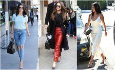 Gente olha só como ela é gente como a gente... Tem várias peças que são muito comuns do nosso guarda-roupa, mas que, às vezes, a gente deixa pra lá, e que muitas famosas amam.... Selena Gomez é uma delas. Selena Gomez é uma das minhas celebs preferidas, adoro o jeito como ela se veste. Vai do básico ao chique de maneira super cool. Vou mostrar pra vocês alguns dos looks da Selena,e que eu tenho certeza que você tem peças parecidas no seu guarda roupa. Dá pra copiar???? Dá pra copiar…