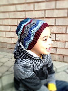 Ravelry: Chevy Head Hat (Knit) pattern by DesiLoop Winter Knitting Patterns, Knit Patterns, Cascade Yarn, Hand Dyed Yarn, Shades Of Green, Chevy, Knitted Hats, Winter Hats, Ravelry
