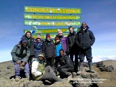 Private Expeditions #Youngest British climber 2013 Rory #summits #Kilimanjaro www.privateexpeditions.com