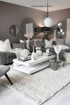 Home Design, Home Interior Design, Glam Living Room, Living Room Decor Cozy, Living Rooms, Living Room Inspiration, Home Decor Inspiration, Design Inspiration, My New Room