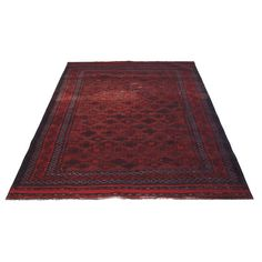 Oriental Floor Canvas - Red Pattern This is an inexpensive antique look of worn Oriental rug but is a print on canvas and can be layered on top of other rug or good for kitchen, high traffic Red Pattern, Floor Rugs, Oriental Rug, Canvas Prints, Flooring, Interior Design, Antiques, Living Room, Kitchen