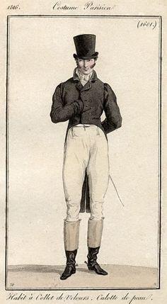 fashion 1810s regency - Google Search
