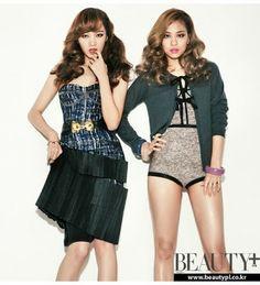 Jia y Fei (Miss A) – Beauty+ Magazine Febrero 2012 Kpop Girl Groups, Korean Girl Groups, Kpop Girls, Jia Miss A, Celebrity Gossip, Celebrity Style, Korean Entertainment News, Korean Pop Group, Beauty Magazine
