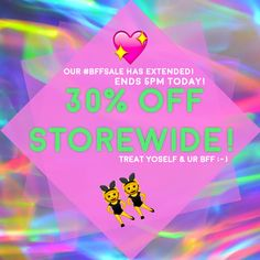 Our 30% OFF sale has EXTENDED! Only a few hours to snap up some discounted goodies ☺️ www.tibbsandbones.com Ends 5pm 20.6.16 ✨