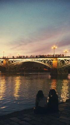 Puente Isabel, Sevilla, Andalucía,  Spain