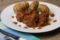 Απλά μυστικά και τεχνικές που μεταμορφώνουν το κοκκινιστό σας κρέας σε ό,τι πιο νόστιμο έχετε δοκιμάσει ποτέ. Fish Dishes, Main Dishes, Cooking Tips, Cooking Recipes, Mediterranean Recipes, Greek Recipes, Kitchen Hacks, No Cook Meals, Food To Make