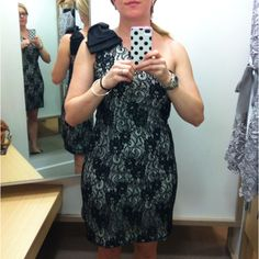 Dress from MYER I love the lace of this one pretty