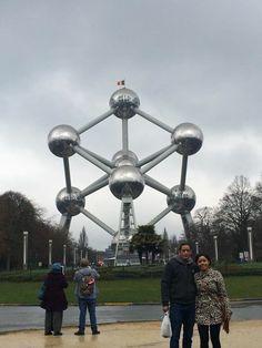 Átomo em Bruxelas