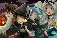 Kagerou Halloween