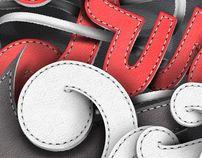 Nike - Just Do It - Experimental Project by Marcelo Schultz, via Behance