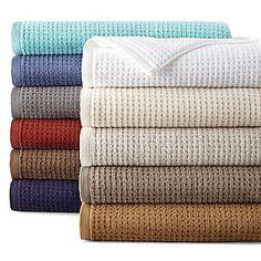 jcp | JCPenney Home™ Quick-Dri™ Solid Bath Towels- Bright White