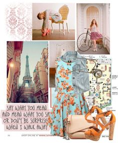 """""""say what you mean"""" by asya-1 ❤ liked on Polyvore"""
