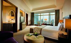 The Ritz-Carlton Jakarta, Pacific Place Carlton, Decor, Places, Hotel, Home, Ritz Carlton, Ensuite, Home Decor, Room