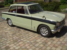 Triumph Vitesse Retro Cars, Vintage Cars, Coventry, Custom Vespa, Birmingham Uk, Commercial Vehicle, Old Cars, Car Pictures, Cars And Motorcycles