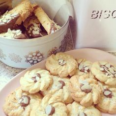 Biscotti & cookies #bakesbyjo