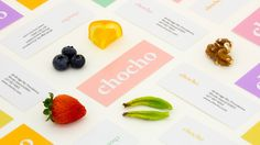 Chocho (Student Project) on Packaging of the World - Creative Package Design Gallery