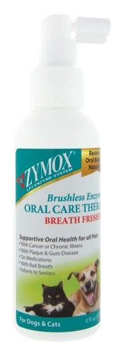 New Zymox Breath Freshener  #oralcare  #pets #zymox #animalhealth