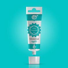 RD ProGel® Concentrated Colour - Turquoise - Kleurpasta's - Kleurstoffen…