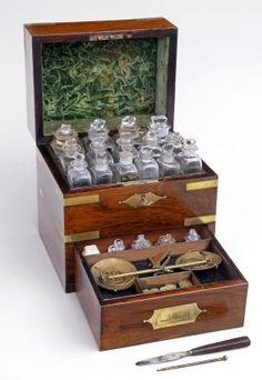 Apothecary Box $3500
