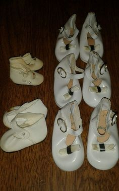 Doll Shoe Lot-easily fixable!