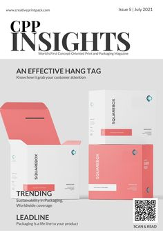 Worlds first concept oriented print and packaging magazine Food Packaging, Packaging Design, Paper Machine, Cell Wall, Consumer Behaviour, Customer Experience, Hang Tags, First World