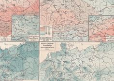 1895 Climate Chart of Germany at the end of the by Maptimistic