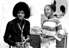 Michael and Janet Jackson as children Retronaut | Retronaut - See the past like you wouldn't believe.
