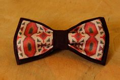 print bow tie, armenian bow tie, made in armenia, armfashion, papillion, man's bow tie, armenian carpet bow tie, armenian carpet pattern by BowX on Etsy