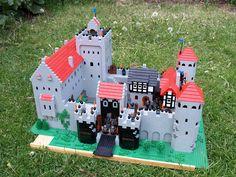 Light grey castle, 2006 | Flickr - Photo Sharing!