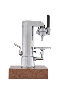 Snider - 1946 one group Elespres model, Milan | Enrico Maltoni's Collection | Espresso Made In Italy