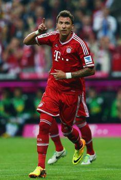 FC Bayern 3-1 Borussia Mönchengladbach