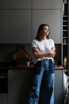 Christina does social media and influencer marketing for Bemz, a company that makes design covers for IKEA furniture. (And we've actually toured the CEO's home before!)