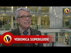 Mr. Frank Visser over zijn nieuwe programma - Veronica Superguide