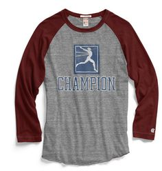 Each vintage tee is fitted true to size and adds character to your wardrobe. Todd Snyder + Champion.