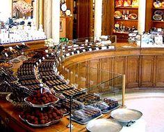 Debauve and Gallais in Paris - The King of Chocolates   Splash Magazines   Los Angeles