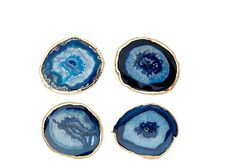 C Wonder Agate Coasters  http://www.cwonder.com/Categories/Home-%26-Decor/Tabletop/Agate-Coasters-%28Set-of-4%29/product/CW-H-H13-TT-TTA-100.html