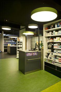 SIGN / Prolicht / DARK / architectural lighting project Antwerp BE