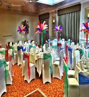 Rio and Carnival Themed Event. We can supply and install all of your Rio themed event decor and event provide a full entertainment schedule. Services in London and across the UK.