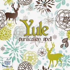 *Magical Recipes Online* Your free online Magazine on Witchcraft, Occultism & Ancient Recipes: Yule ~ Winter's Solstice ~ Midwinter Spells: a Pur...