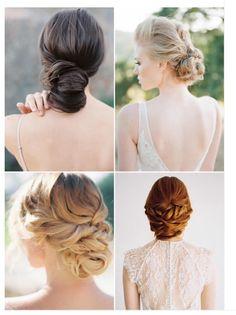 Bridal hair trends 2016