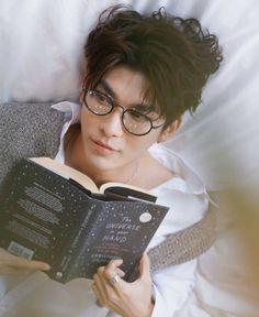 Nerd, Cute Korean Boys, Cute Teenage Boys, Picture Story, Cute Actors, Thai Drama, Cute Gay, Perfect Man, Pretty People