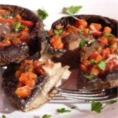 Grilled Portobello Mushrooms - Allrecipes.com